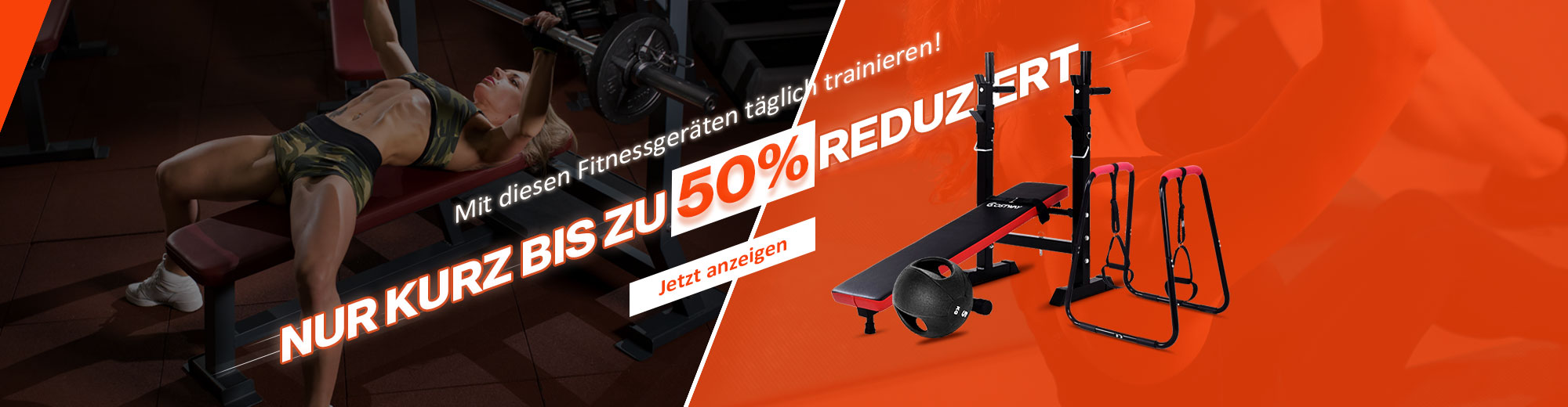 Costway DE Fitness Sale