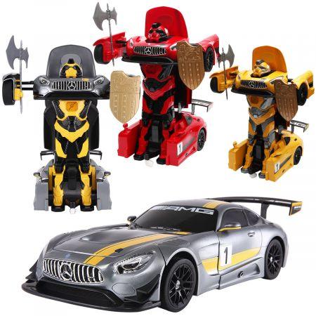 2,4G 1:14 R / C Ferngesteuert Transformers Auto & Robot 1:14RS
