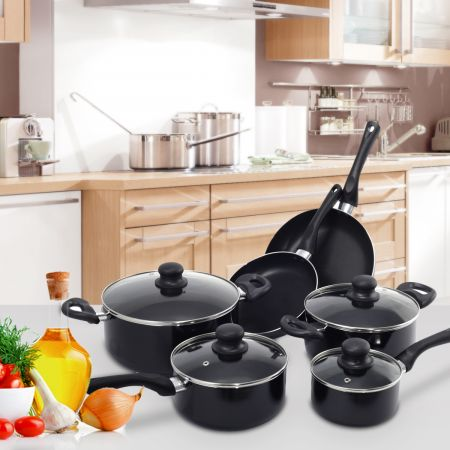 16 tlg. Kochset Küchenutensilien Kochbesteck