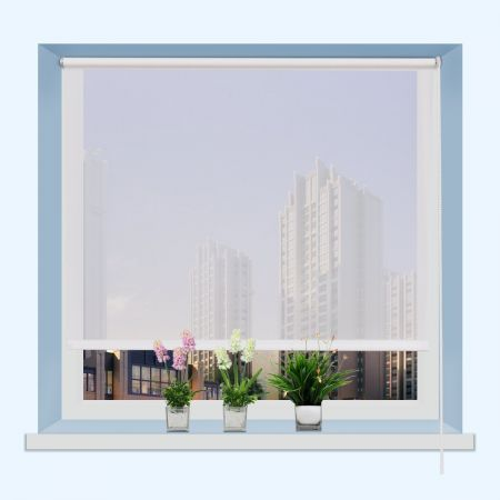 Verdunkelungsrollo Rollo Fenster 110x150CM Thermorollo Fensterrollo Klemmrollo
