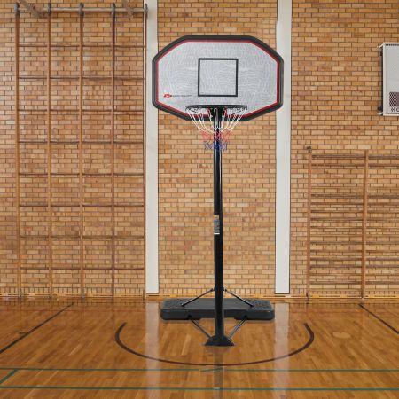 Basketballständer Basketballkorb Basketballanlage transportabel Basketball 305