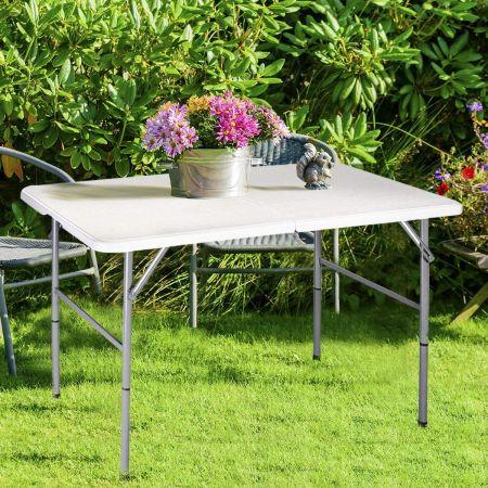 Klapptisch Campingtisch Biertisch Koffertisch Esstisch Tisch klappbar Gartentisch Balkontisch