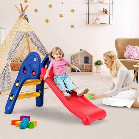 Costway Kinderrutsche Kinder Gartenrutsche Rutschbahn Kleinkinderrutsche