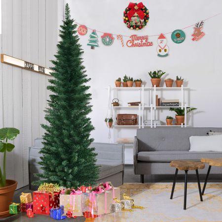 Weihnachtsbaum Künstlicher Tannenbaum Christbaum 180cm