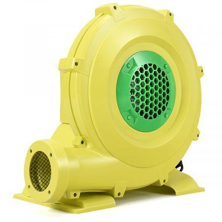 Costway Gebläse 680 W Radiallüfter Radialgebläse Luftgebläse Gelb