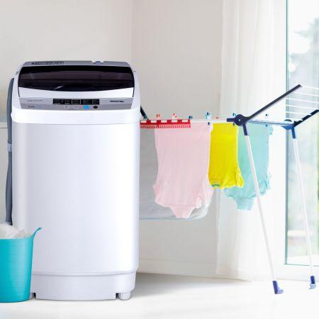 Waschmaschine Waschvollautomat mit Pump Display