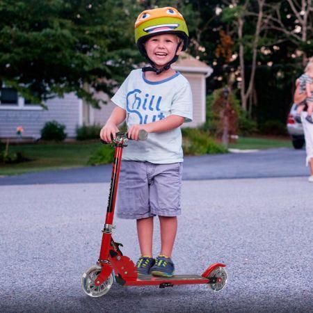 Scooter Roller Tretroller Kinderroller Cityroller klappbar bis 70KG
