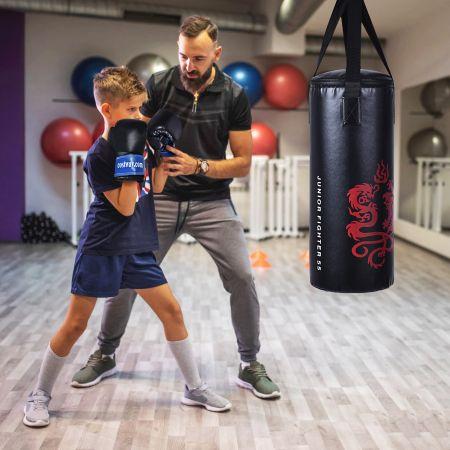 Costway 10KG Boxsack-Set mit 8oz Boxhandschuhen Kinder Punchingsack Punching Bag Boxing Bag